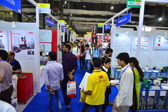 Attracting more than 5500 of trade visitors