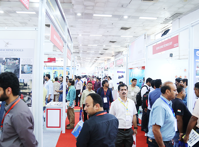 Attracting more than 11,346 of trade visitors